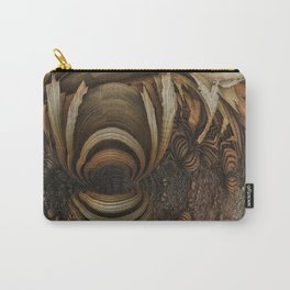 wood-chips Carry-All Pouch