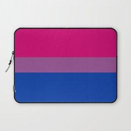 Bisexual Pride Flag LGBTQ Laptop Sleeve