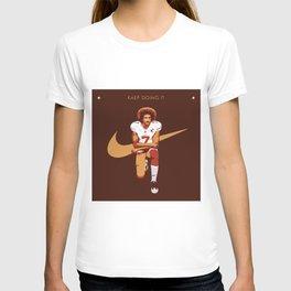 Colin Kaepernick - Kaep Doing It T-shirt