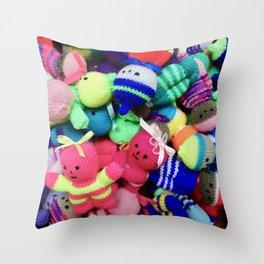 Toys Galore 4. Throw Pillow