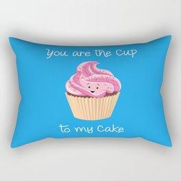 My Cupcake Rectangular Pillow