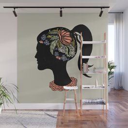 Thought Patterns Wall Mural