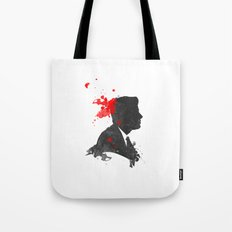 The Assassination of John F. Kennedy Tote Bag