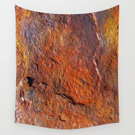 Fire Stone rustic decor Wall Tapestry