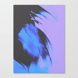 Don't Let Go Canvas Print