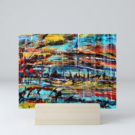 Inner City Scapes Mini Art Print