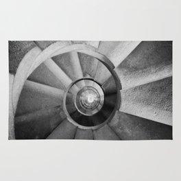 La Sagrada Familia Spiral Staircase Rug