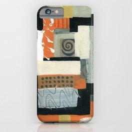 Urban Quilt iPhone Case