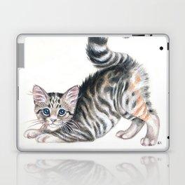 Yoga Kitten Laptop & iPad Skin