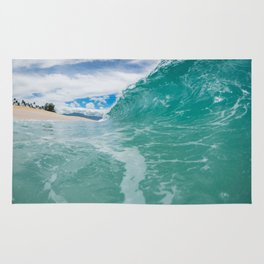 Giant Wall of Water Rug