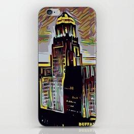 CITY TRIP iPhone Skin