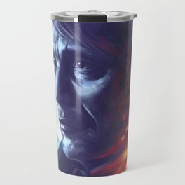 Wounded smoke Travel Mug