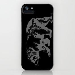 Cali Bear II iPhone Case
