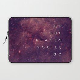 The Places You'll Go I Laptop Sleeve