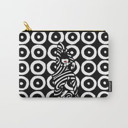 Good Vibrations Carry-All Pouch