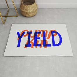 Yield, Pumpkin Rug
