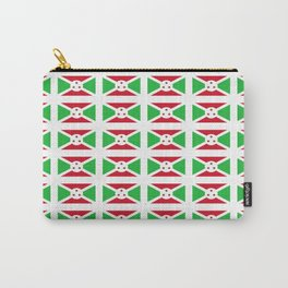 flag of burundi-burundi, burundian,Uburundi, burundais,burundaise,bujumbura. Carry-All Pouch