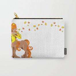 Female Centaur Carry-All Pouch