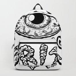 Drittmaskin - Crazy Eye & Weapons Backpack