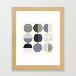 Consentrik Framed Art Print