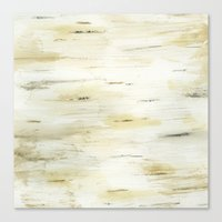 birch Canvas Prints featuring Birch by Jill Byers