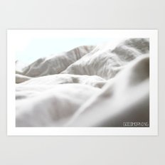 Goodmorning Mint Art Print