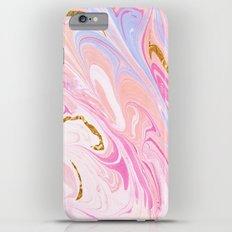 Marbled Garbled iPhone 6s Plus Slim Case