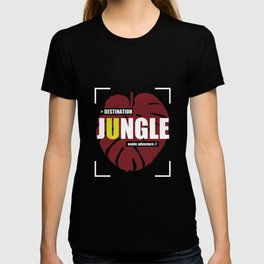 Destination Jungle T-shirt