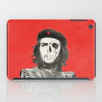 che iPad Cases featuring CHE by Lucas Schievenin