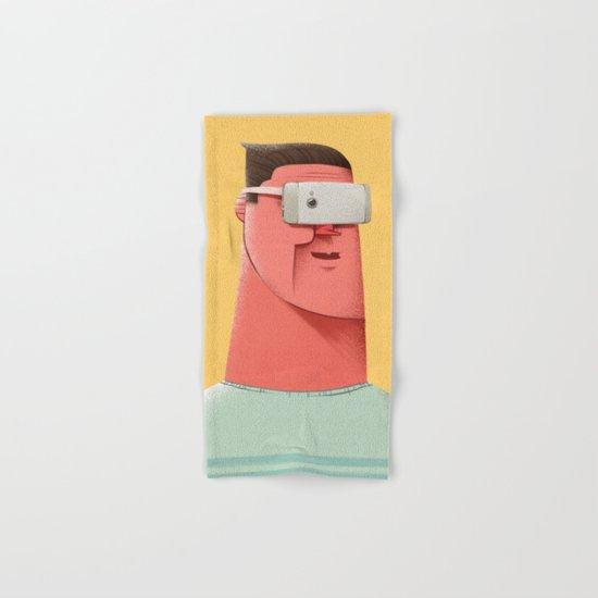 New Reality Hand & Bath Towel