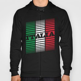 Proud Italian - Italia Racing Team Style Hoody