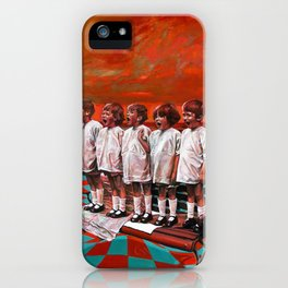 Sigur iPhone Case