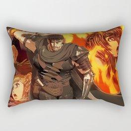 Berserk Rectangular Pillow