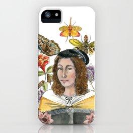 Maria Sibylla Merian iPhone Case