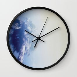 California Blur Wall Clock