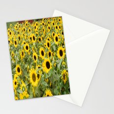 gay flowers or something Stationery Cards