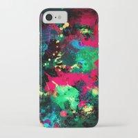 splash iPhone & iPod Cases featuring Splash by RIZA PEKER