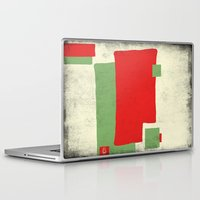 square Laptop & iPad Skins featuring Square by Difilippo