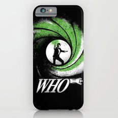 The Name's Who Slim Case iPhone 6s