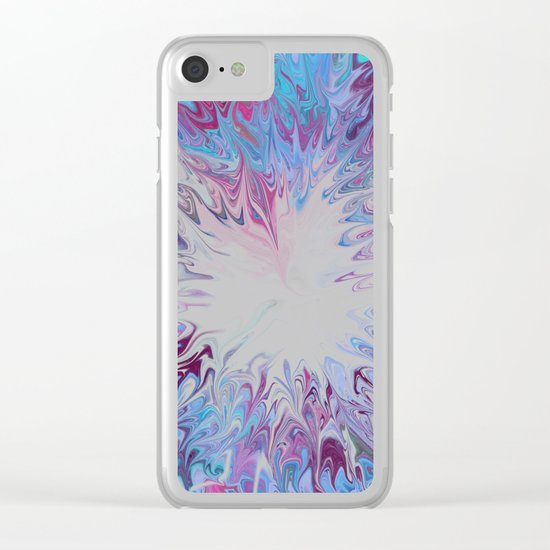 TieDie Water Clear iPhone Case