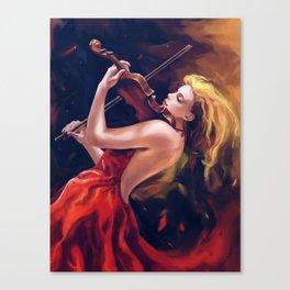 Appassionata Canvas Print