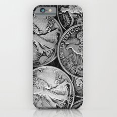 Walking Liberty Coins iPhone 6 Slim Case