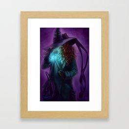 Magia Framed Art Print