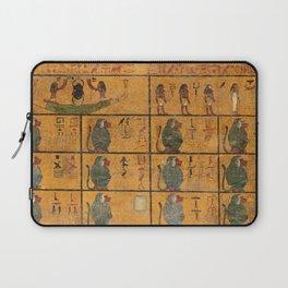 Tomb of Tutankhamun, The Western Wall  Laptop Sleeve