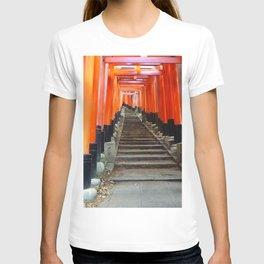 Fushimi Inari Gates T-shirt