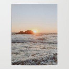 summer sunset iii Poster