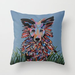 Wiz Throw Pillow