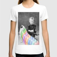 lsd T-shirts featuring LSD Chicken by Whiteashes