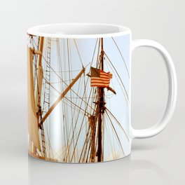 FULL STEAM AHEAD Coffee Mug
