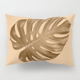 Leaf Pillow Sham